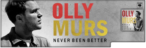 MURS,OLLY / NEVER BEEN BETTER