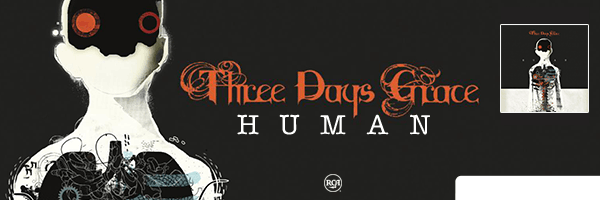 THREE DAYS GRACE / HUMAN