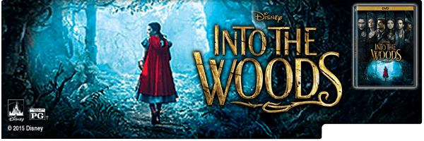 INTO THE WOODS / (AC3 DOL)