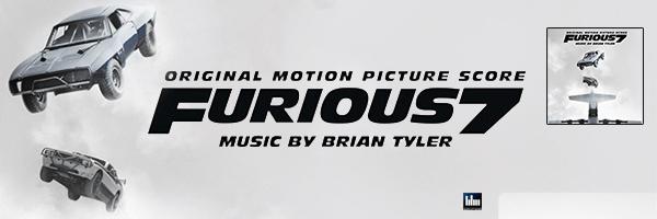 TYLER,BRIAN / FURIOUS 7 / O.S.T.