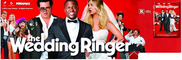 WEDDING RINGER / (WS AC3 DOL)