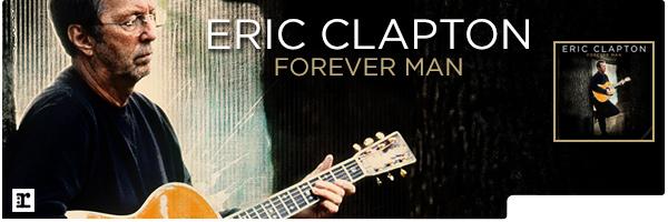 CLAPTON,ERIC / FOREVER MAN