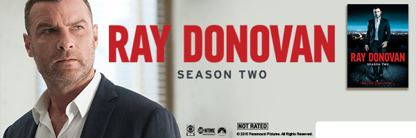 RAY DONOVAN: SECOND SEASON (4PC)
