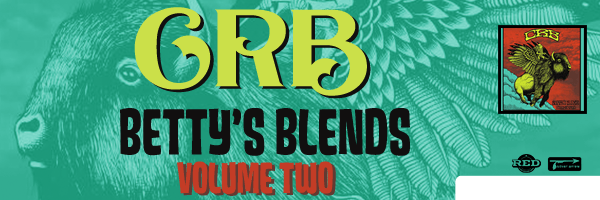 ROBINSON,CHRIS / BETTY'S BLENDS VOLUME TWO