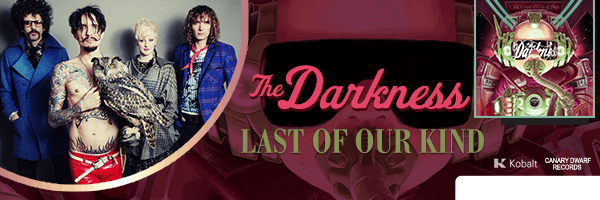 DARKNESS / LAST OF OUR KIND