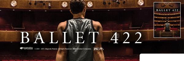 BALLET 422 / (WS DOL DTS)