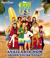 TEEN BEACH MOVIE 2 / (AC3 DOL)