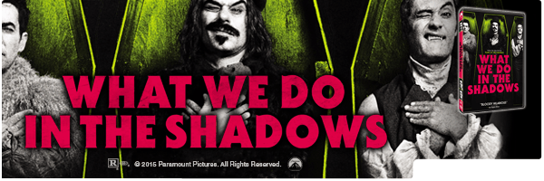 WHAT WE DO IN THE SHADOWS / (AMAR DOL WS SEN)