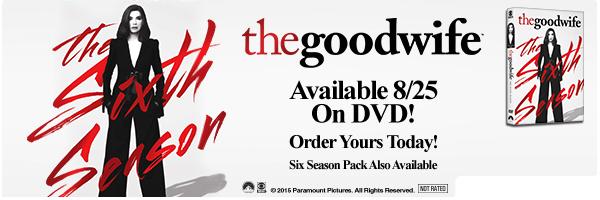 GOOD WIFE: THE SIXTH SEASON (6PC) / (BOX AC3 DOL)