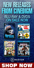 New Releases From Cinedigm