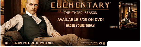 ELEMENTARY: THE THIRD SEASON (6PC) / (BOX AC3 DOL)