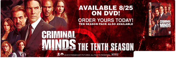CRIMINAL MINDS: THE TENTH SEASON (6PC) / (BOX AC3)