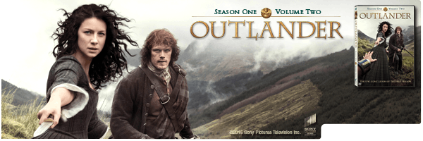 OUTLANDER: SEASON 1 - VOL 2 (2PC) / (2PK AC3 DOL)