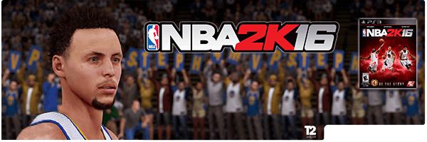 NBA 2K16 / PS3