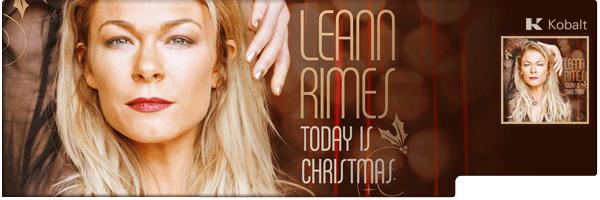 LEANN RIMES / TODAY IS CHRISTMAS