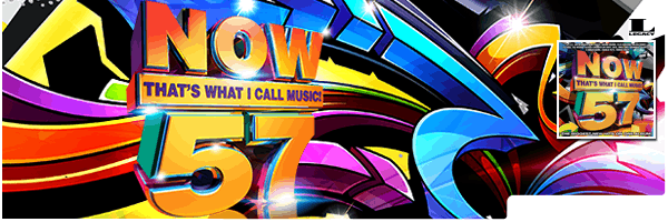 NOW 57: THAT'S WHAT I CALL MUSIC / VARIOUS