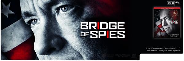 BRIDGE OF SPIES / (AC3 DOL WS)