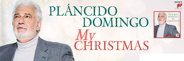 PLACIDO DOMINGO / MY CHRISTMAS