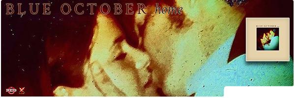 BLUE OCTOBER / HOME