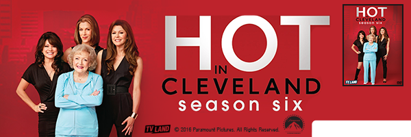 HOT IN CLEVELAND: SEASON SIX (3PC) / (3PK AC3 DOL)