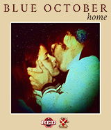 BLUE OCTOBER / HOME