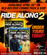 RIDE ALONG 2 / (SLIP SNAP)