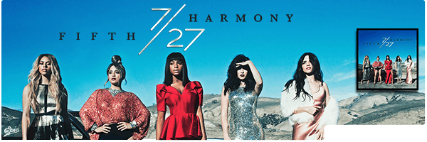 FIFTH HARMONY / 7/27