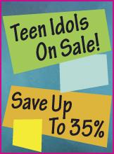 Teen Idol sale