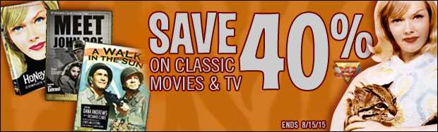 Classic Movies and TV