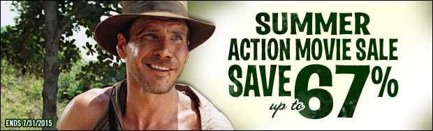 Action Movie Sale