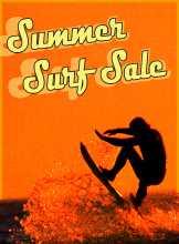 Summer Surf Sale