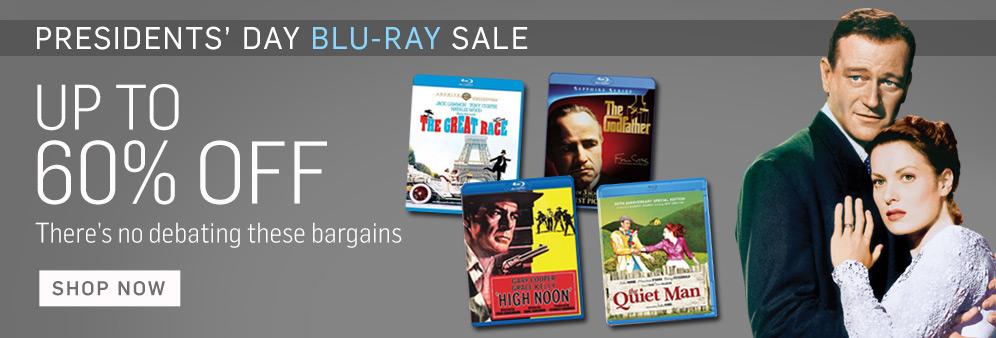 Bluray sale