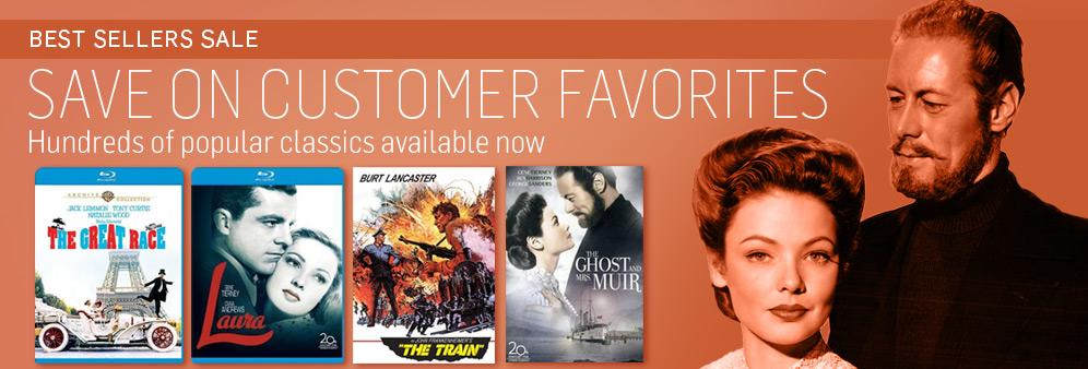 TCM Best Sellers
