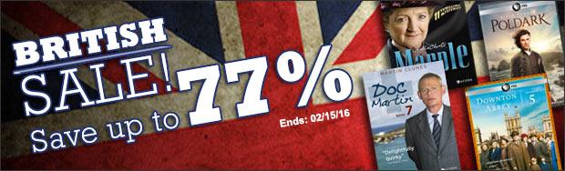 Big British Sale