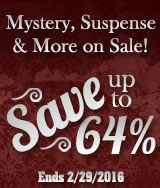 Mystery, Suspense & More on Sale!