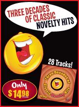 Classic Novelty Hits