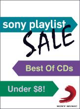 Sony Playlist