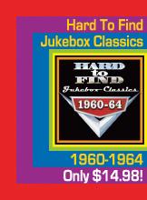 Hard To Find Jukebox Classics