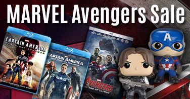 Marvel Avengers Sale