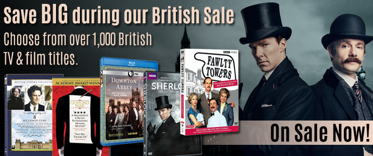 British TV Sale