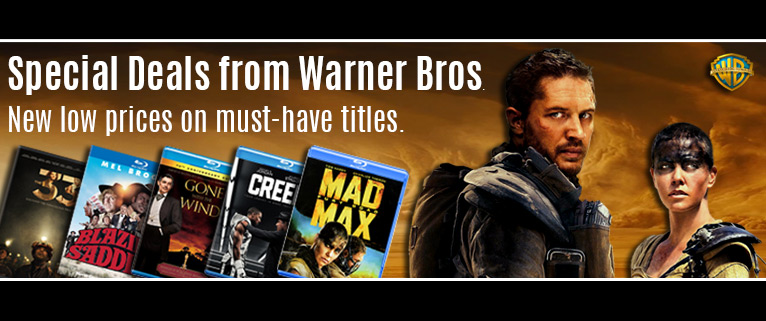 Warner Special Sale