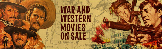 War and Westerns Sale
