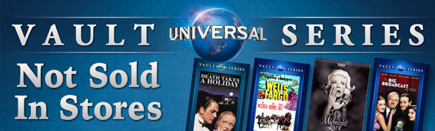 Universal Vault Series - Not Sold in Stores