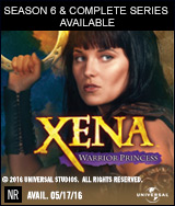 Xena Warrior Princess The Complete Series
