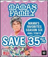Mama's Family-Favorite Season Six