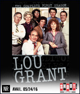 Lou Grant: The Complete First Season