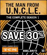 Man From U.N.C.L.E: Season One