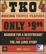 TKO Boxing Triple Feature