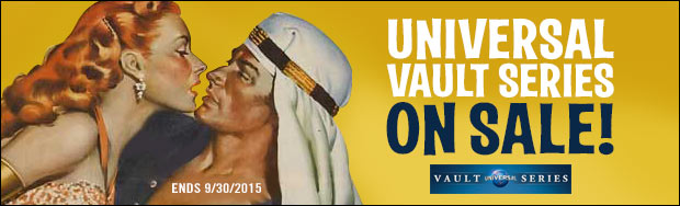 Universal Vault Series on Sale