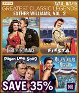 TCM Greatest Legends: Esther Williams